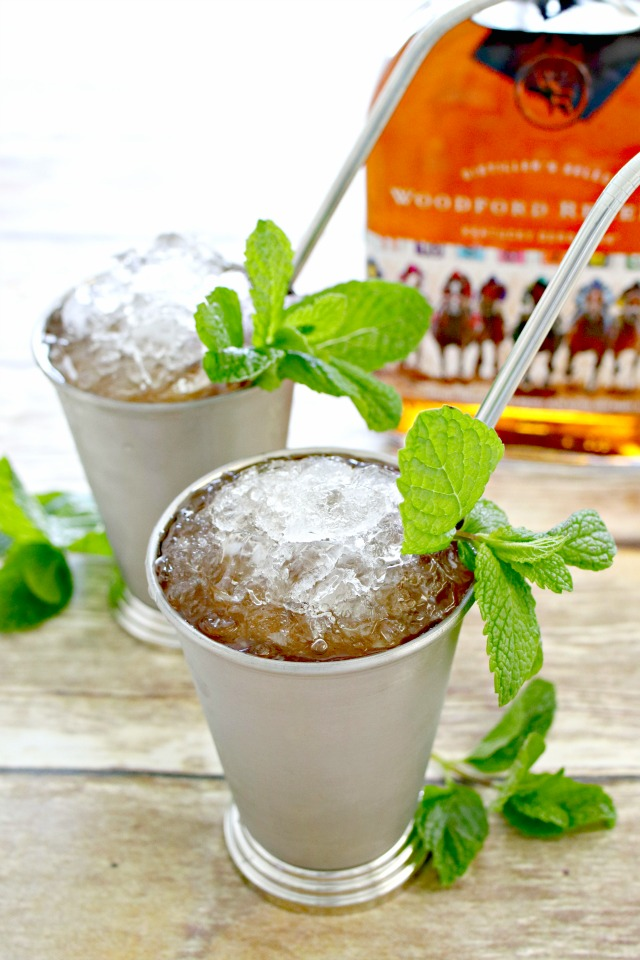 How to Make a Classic Mint Julep Cocktail