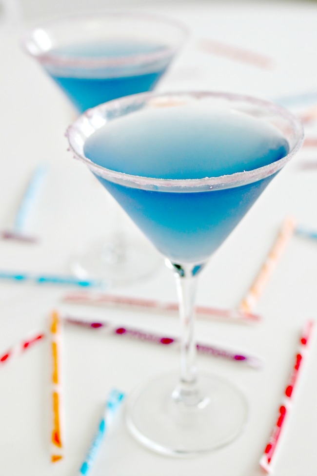 Pixy Sticks Martini