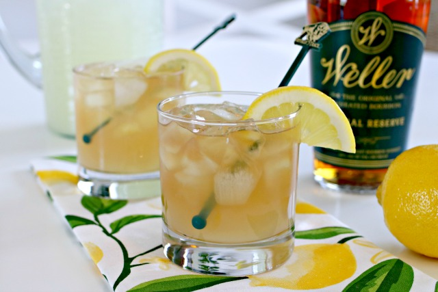 Kentucky Lemonade with Weller Special Reserve