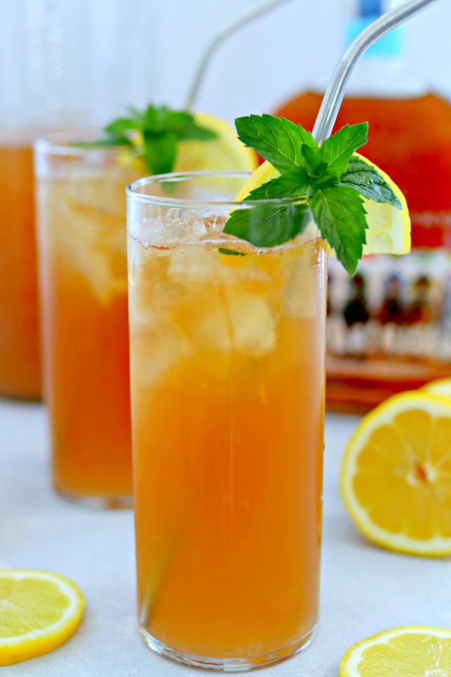 Bourbon Arnold Palmer Cocktail